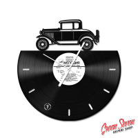 Годинник настінний Ford Model A