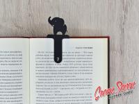 Закладка скріпка для книг Elephant