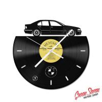 Годинник настінний BMW e39 Sedan