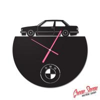 Годинник настінний BMW e30 Coupe