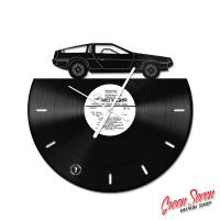 Годинник настінний Delorean DMC