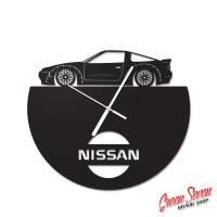 Годинник настінний Nissan Silvia