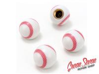 Valve caps Baseball