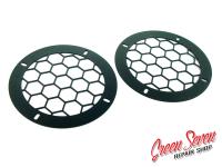 Flat Audio Grills Honeycombs