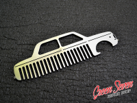Metal Comb Zaporozhets ZAZ 965 Old-timer