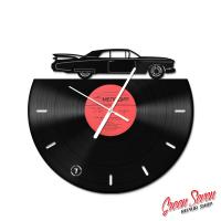 Clock Cadillac Eldorado 1959