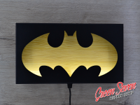 Lamp Batman LED Wall and table