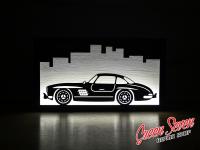 Світильник нічник Mercedes SL300 LED