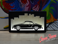 Lamp Volkswagen Karmann LED Wall table