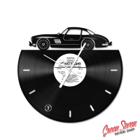 Clock Mercedes-Benz 300SL