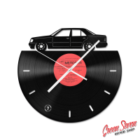 Clock Mercedes-Benz W124
