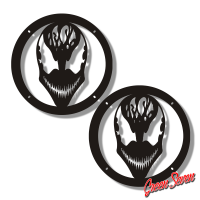 Flat Audio Grill Carnage Marvel Comics