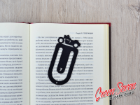 Bookmark for book Bike chopper