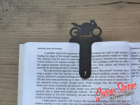 Bookmark for book Bike Sport