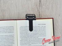 Закладка скріпка для книг Volkswagen Bus