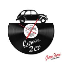Годинник настінний Citroen CV2