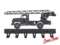 Hanger GAZ 53 Fire Engine Steel