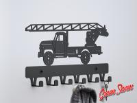 Вішак ГАЗ 53 Пожежний автомобіль