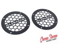 Гриль плаский Alphard Honeycombs