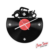 Clock Hot Rod mod  II Cross