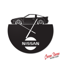 Clock Nissan Silvia