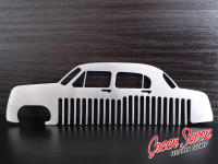 Metal Comb Vintage Car Old-timer