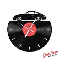 Clock Porsche 911 Carrera 993