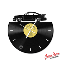 Clock Porsche 911 Turbo 964