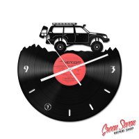 Clock Toyota Land Cruiser