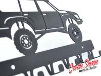 Вішак Toyota Land Cruiser 100 Trophy