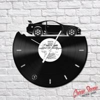 Годинник настінний Toyota Supra