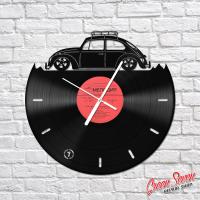 Clock Volkswagen Käfer