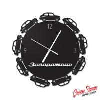 Clock Zaporozhets 965 Circle