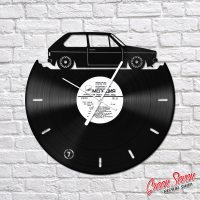 Clock Volkswagen Golf mk1